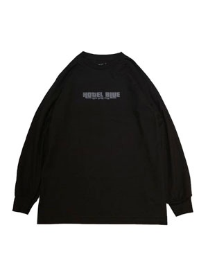 HOTEL BLUE(ホテルブルー)/ Pricedown LS -BLACK-