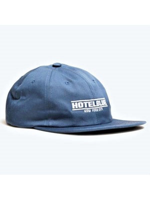 HOTEL BLUE(ホテルブルー)/ SPEED RACER EMBROIDERED CAP -2.COLOR-