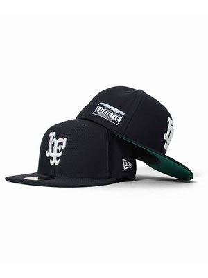 LAFAYETTE(ラファイエット)/ NEW ERA LF LOGO HEX TECK 59FIFTY CAP -NAVY-