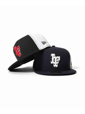 LAFAYETTE(ラファイエット)/ NEW ERA LF LOGO 2TONE 59FIFTY CAP -2.COLOR-