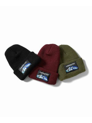 LAFAYETTE(ラファイエット)/ HIGHEST LONG BEANIE -2.COLOR-