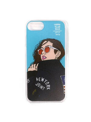 LAFAYETTE(ラファイエット)/ x Thiago Villas Boas BOMBER JACKET iPhone CASE