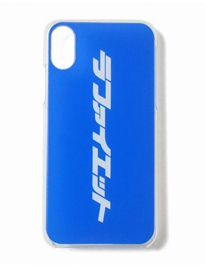LAFAYETTE(ラファイエット)/ KATAKANA LOGO iPhone CASE -BLUE-