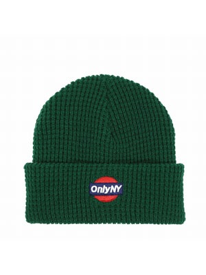 ONLY NY(オンリーニューヨーク)/ SERVICE BEANIE -2.COLOR-