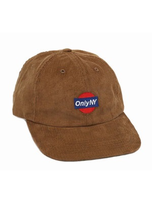 ONLY NY(オンリーニューヨーク)/ CORDUROY SERVICE POLO HAT -2.COLOR-