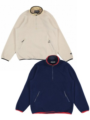 ONLY NY(オンリーニューヨーク)/ TRAIL PULLOVER FLEECE -2.COLOR-