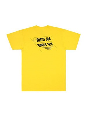 ONLY NY(オンリーニューヨーク)/ PRINTERS T-SHIRT -2.COLOR-