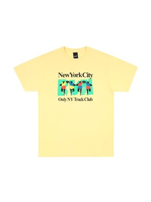 ONLY NY(オンリーニューヨーク)/ TRACK CLUB T-SHIRT -3.COLOR-