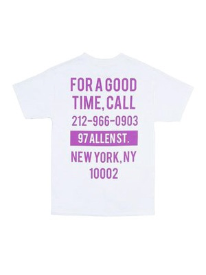 THE GOOD COMPANY(ザグッドカンパニー)/ Good Time Tee -3.COLOR-