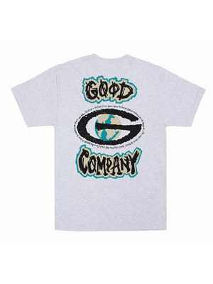 THE GOOD COMPANY(ザグッドカンパニー)/ Pure Tee -2.COLOR-