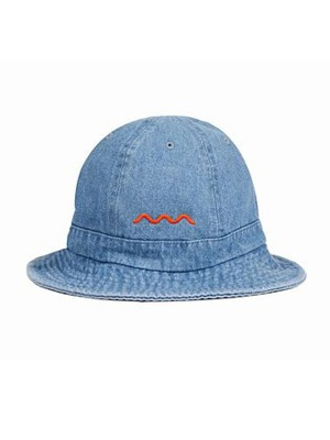 THE GOOD COMPANY(ザグッドカンパニー)/ Chill Wave Bell Hat -2.COLOR-