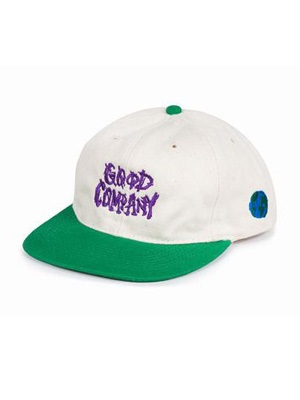 THE GOOD COMPANY(ザグッドカンパニー)/ Pure Snapback -2.COLOR-