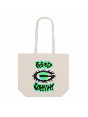 THE GOOD COMPANY(ザグッドカンパニー)/ Tote Bag -NATURAL-