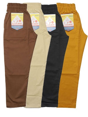 COOKMAN(クックマン)/ CHEF PANTS -4.COLOR-