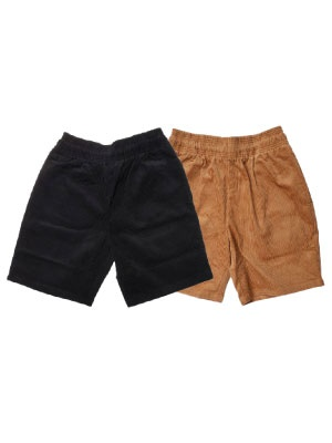 COOKMAN(クックマン)/ CHEF SHORT PANTS CORDUROY -2.COLOR-