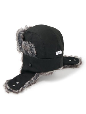 FTC(エフティーシー)/ NEW ERA TRAPPER -BLACK-