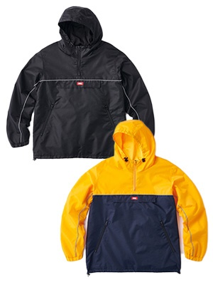 FTC(エフティーシー)/ REFLECTIVE PIPING ANORAK -2.COLOR-