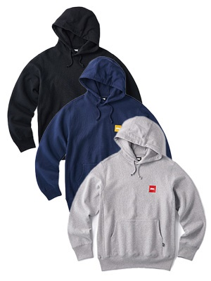 FTC(エフティーシー)/ BOX LOGO PULLOVER HOODY -3.COLOR-
