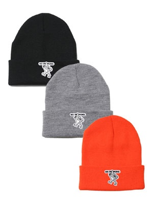 HAIGHT(ヘイト)/ I'M A SMOKER KNIT BEANIE ft RAT HOLE STUDIO -3.COLOR-