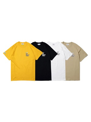 HAIGHT(ヘイト)/ ICE TO MEET YOU S/S TEE -4.COLOR-