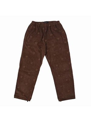 BRONZE 56K(ブロンズ)/ ALL OVER EMBROIDERED CORDUROY PANTS -2.COLOR-