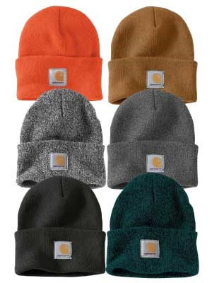 CARHARTT(カーハート)/ ACRYLIC WACH HAT -5.COLOR-