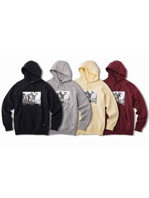 FTC(エフティーシー)/ THE HOMIES PULLOVER HOODY -4.COLOR-
