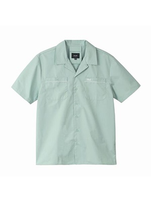HUF(ハフ)/ GAS STATION SS SHIRT -2.COLOR-