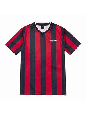 HUF(ハフ)/ DIEGO SOCCER JERSEY -2.COLOR-
