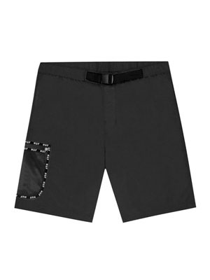 HUF(ハフ)/ PARAISO TECH SHORT -BLACK-