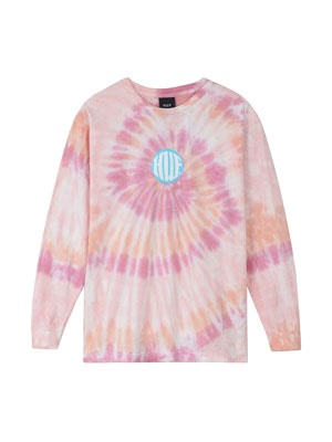 HUF(ハフ)/ HIGH DEFINITION LS TEE -2.COLOR-