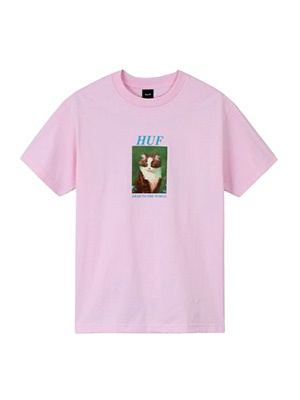 HUF(ハフ)/ LOST SS TEE -2.COLOR-