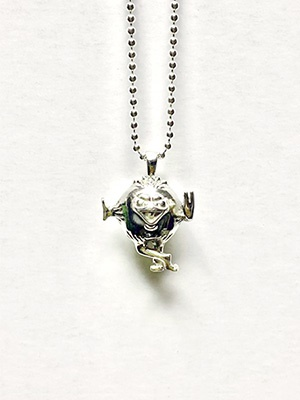 IN-PUT-OUT(インプットアウト)/ Peace monster NECKLACE SILVER 925 -SILVER-
