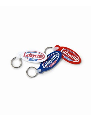 LAFAYETTE(ラファイエット)/ KEEP FRESH LOGO RUBBER KEY CHAIN -3.COLOR-