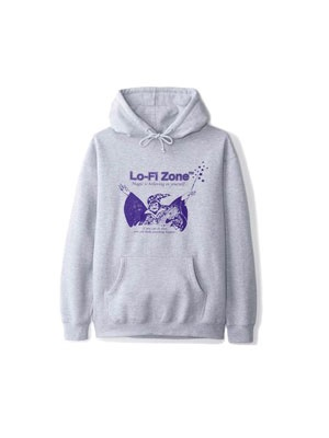 Lo-Fi(ローファイ)/ WIZARD PULLOVER -2.COLOR-
