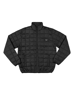 ONLY NY(オンリーニューヨーク)/ BOROUGH PUFFER JACKET -BLACK-