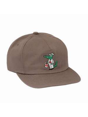 ONLY NY(オンリーニューヨーク)/ GATOR THE PAINTER HAT -2.COLOR-