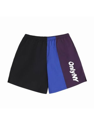 ONLY NY(オンリーニューヨーク)/ COLOR BLOCK TRACK SHORTS -2.COLOR-