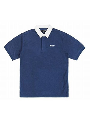 ONLY NY(オンリーニューヨーク)/ COURT TERRY CLOTH POLO SHIRT -2.COLOR-
