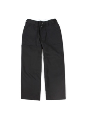 POETIC COLLECTIVE(ポエティックコレクティブ)/ PAINTER PANTS -BLACK-