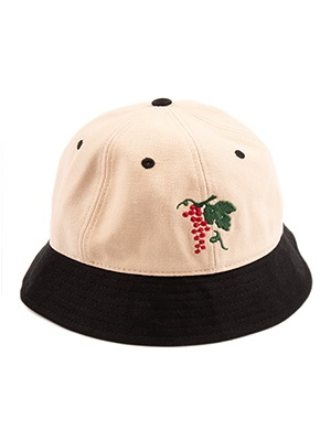 PASS PORT(パスポート)/ LIFE OF LEISURE 6 BUCKET HAT -4.COLOR-