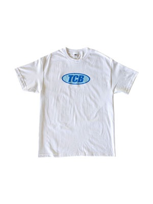 TALL CAN BOYZ(トールカンボーイズ)/ OVAL LOGO TEE -4.COLOR-