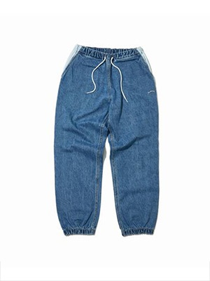 WKNDRS(ウィーケンダーズ) / DENIM IPFU PANTS -DENIM-