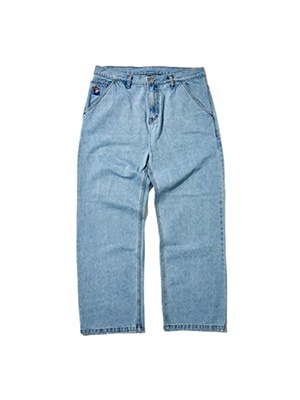 WKNDRS(ウィーケンダーズ) / 5-POCKET DENIM PANTS -2.COLOR-