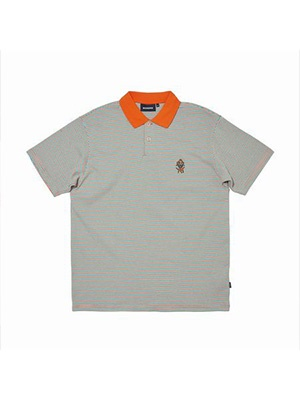 WKNDRS(ウィーケンダーズ) / PIERROT SS POLO SHIRT -2.COLOR-
