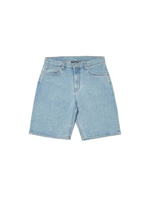 WKNDRS(ウィーケンダーズ)/ BASIC DENIM SHORTS -DENIM-