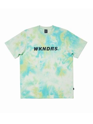 WKNDRS(ウィーケンダーズ) / TIE DYE SS T-SHIRT -2.COLOR-
