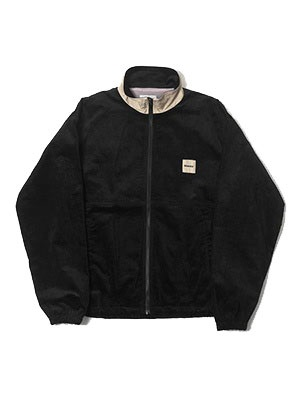 MONTLEY(モーレー)/ River CORDUROY JKT -BLACK-