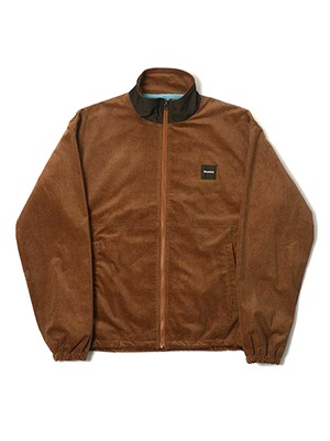 MONTLEY(モーレー)/ River CORDUROY JKT -BROWN-