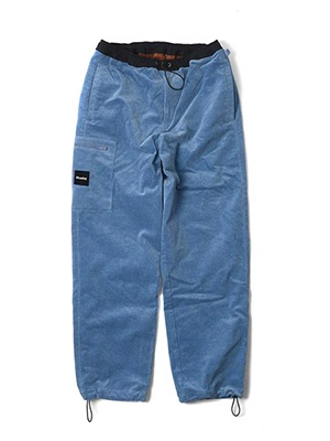 MONTLEY(モーレー)/ River CORDUROY PANTS -L.BLUE-